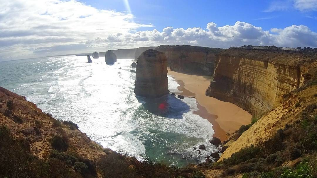Ticking off 2 things from my Bucketlist:  take photos of The 12 Apostles in Australia  experience a drive in the Great Ocean Road  These are two major beauties i wished to experience even before setting foot on Australian soil.   Started my 30th year with a very humbling experience. Thank you Lord for the beauty of Australia. And thank you for giving me the chance to live and work in this beautiful country I consider my 2nd home.   #Victoria #VIC #Australia #greatoceanroad #12apostles…