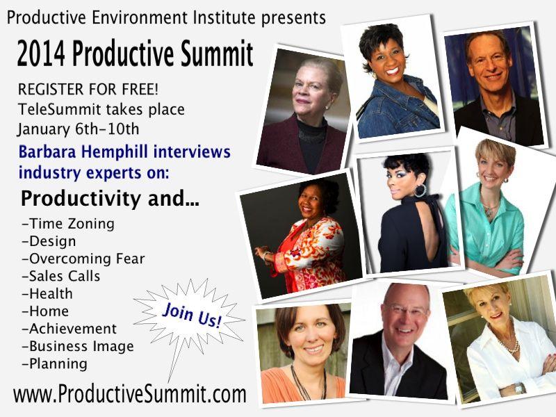www.ProductiveSummit.com
