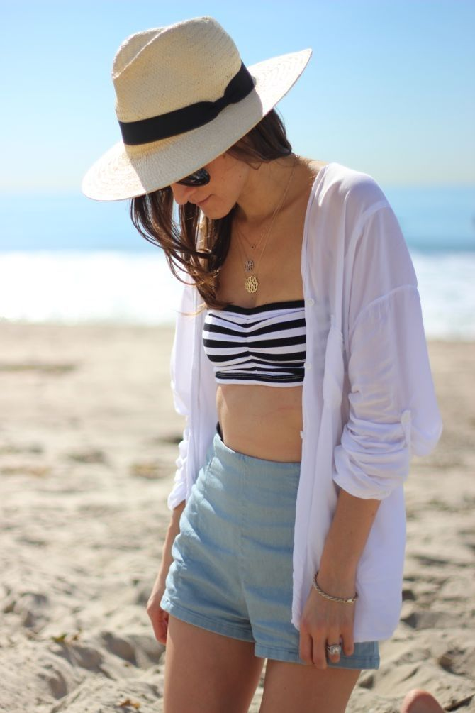 f5e150dcd97 We have selected 25 best beach outfits for women which you can try at beach.So