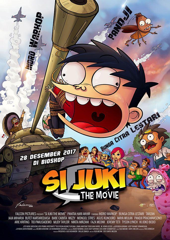 Si Juki The Movie 2017 Movies 2017, Juki, Movies
