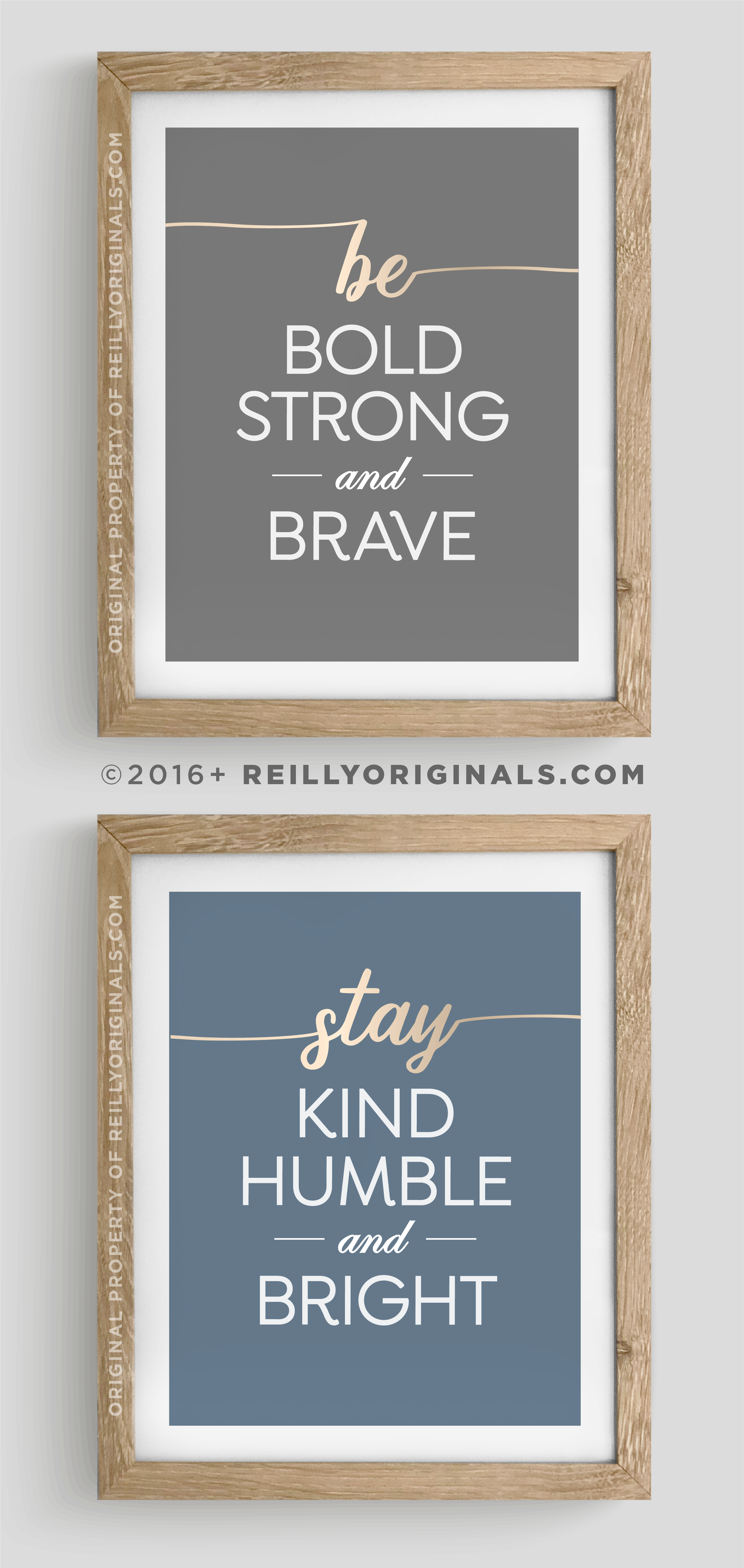 3 Home Decor Trends For Spring Brittany Stager: Be Bold Strong Brave, Stay Kind Humble Bright. Home Decor