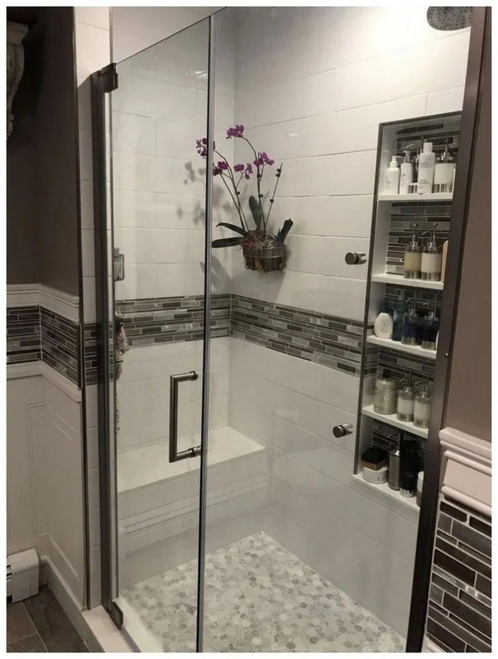 Stunning White Bathroom Ideas Home Evolutions A Home Renovation Company Creating Homes Bathrooms Remodel Master Bathroom Design Luxury Bathroom Master Baths