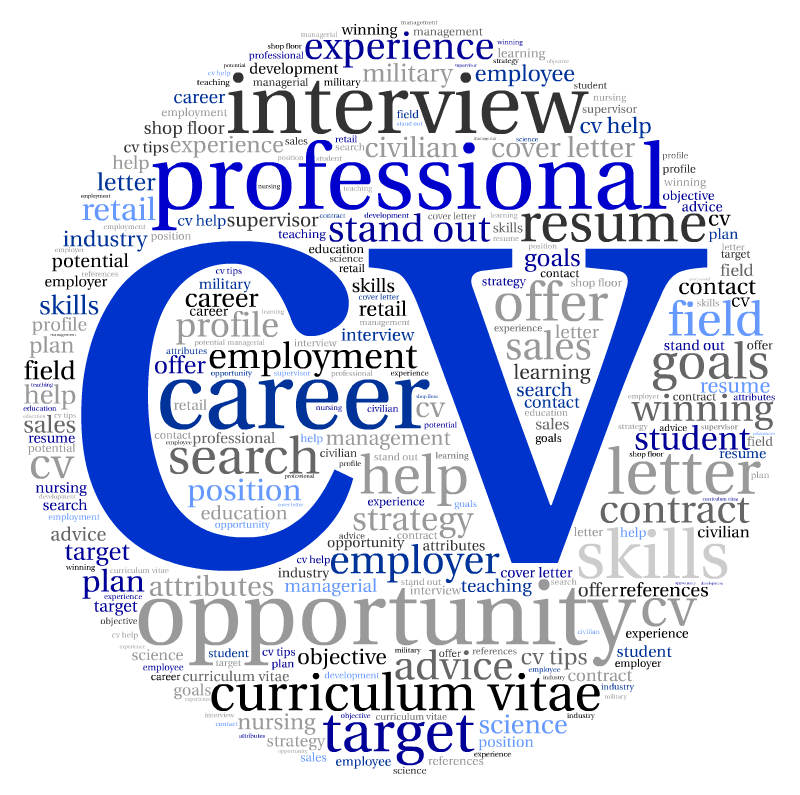 Professional CV Writing Services Which company should I use to write ...