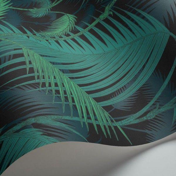 Papier Peint Palm Jungle En 2018 Wallpaper Pinterest Papier