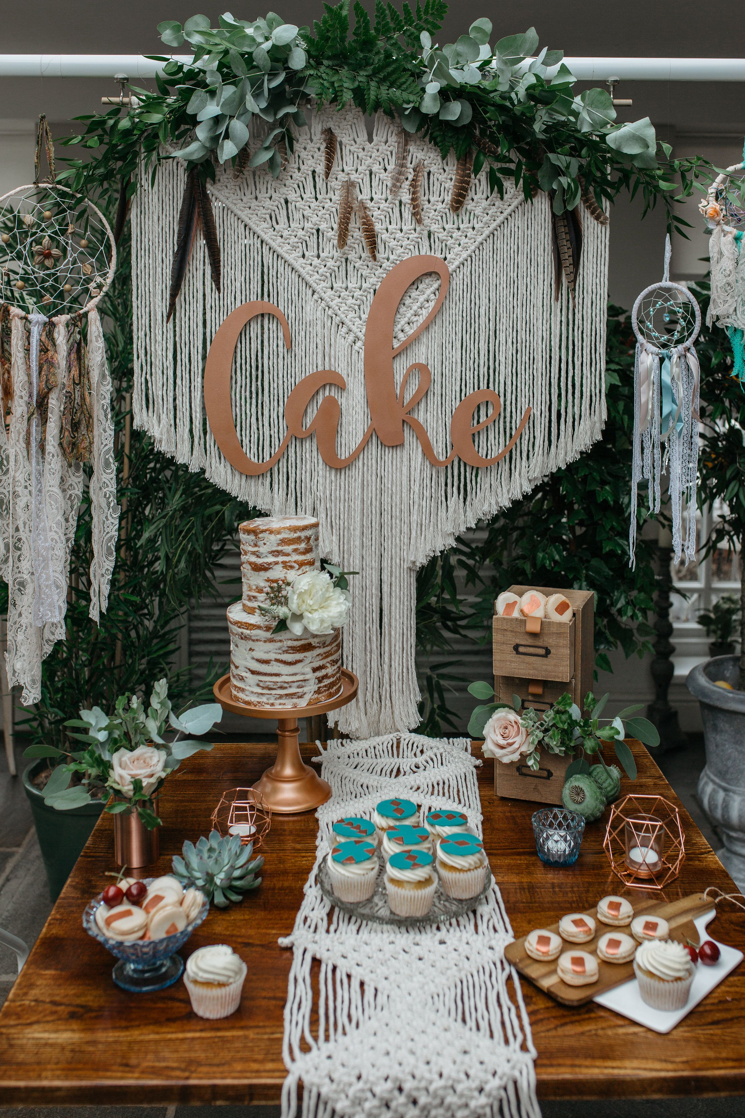 pin on dessert tables on boho chic kitchen table decor id=28776