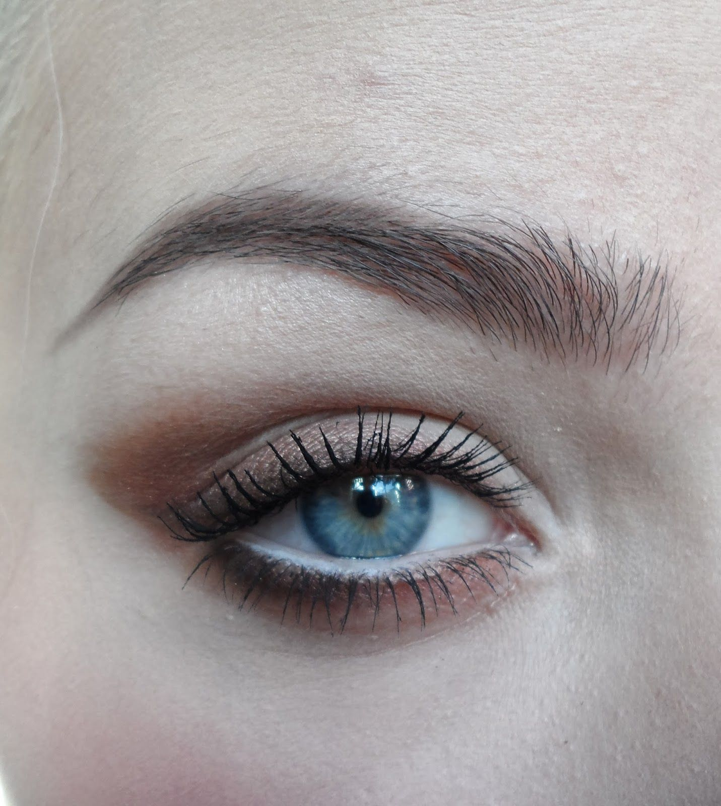 Subtle Everyday MakeUp for Round Eyes Makeup for round