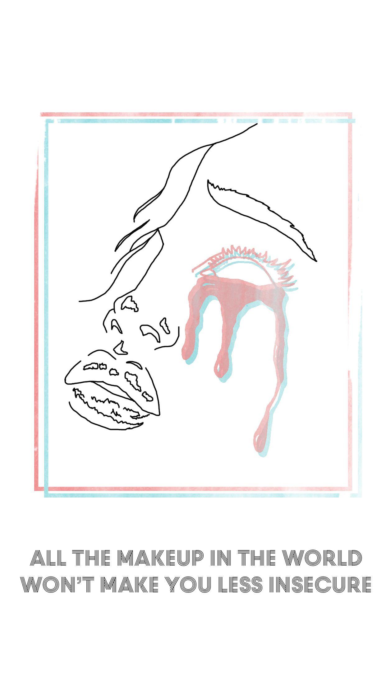Crying Wallpaper