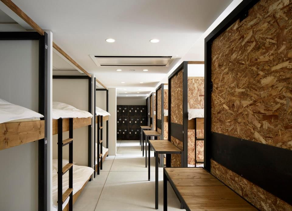 Travel For All All For Travel Hostel Room Hostels Design Dormitory Room
