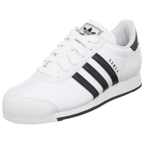 Adidas - Samoa W Womens Shoes In Running White/ Black / Running White http: