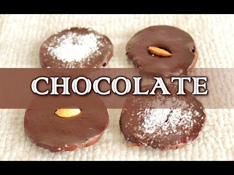 CHOCOLATE en 3 minutos Natural y Casero