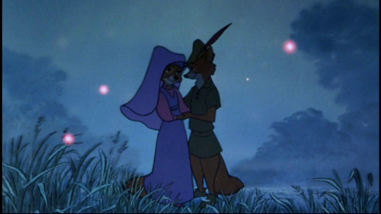 Robin Hood Love Eu Portuguese Robin Hoods Disney Antigo Robin Hood