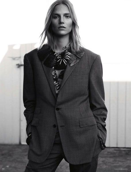 Vogue Germany February 2014