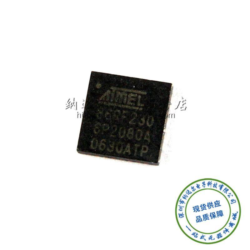 Новый подлинный AT86RF230-ЗУ QFN-32 радиотрансивер-NDEDZ
