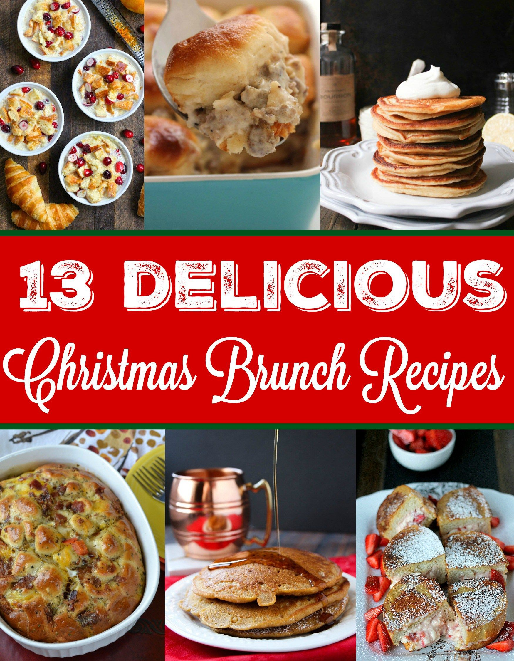 delicious recipes for your christmas morning brunch wwwthecoraldahliacom
