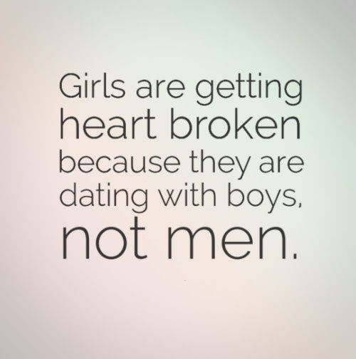 Quotes about boys and dating