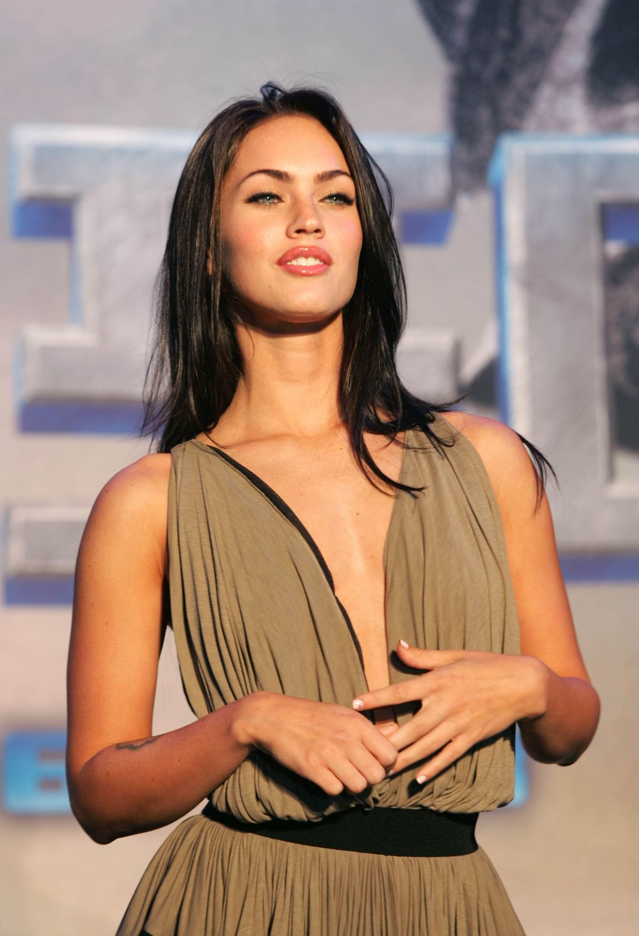 Think, megan fox transformers