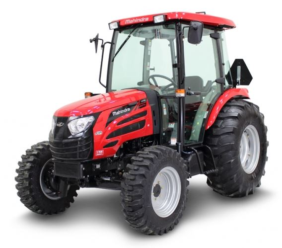 Mahindra 2555 Shuttle Cab Tractor Specification Price Attachments Tractors Mahindra Tractor Tractor Price