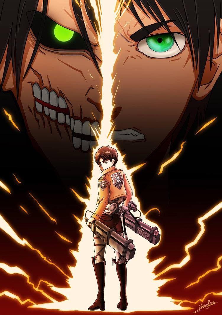 Attack On Titan Eren Jaeger Attack On Titan Eren Attack On