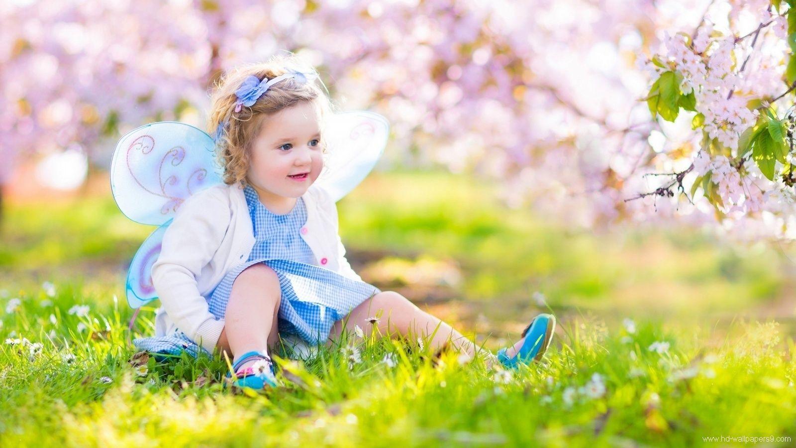 Cute Baby Fairies: Cute-little-fairy-wallpaper