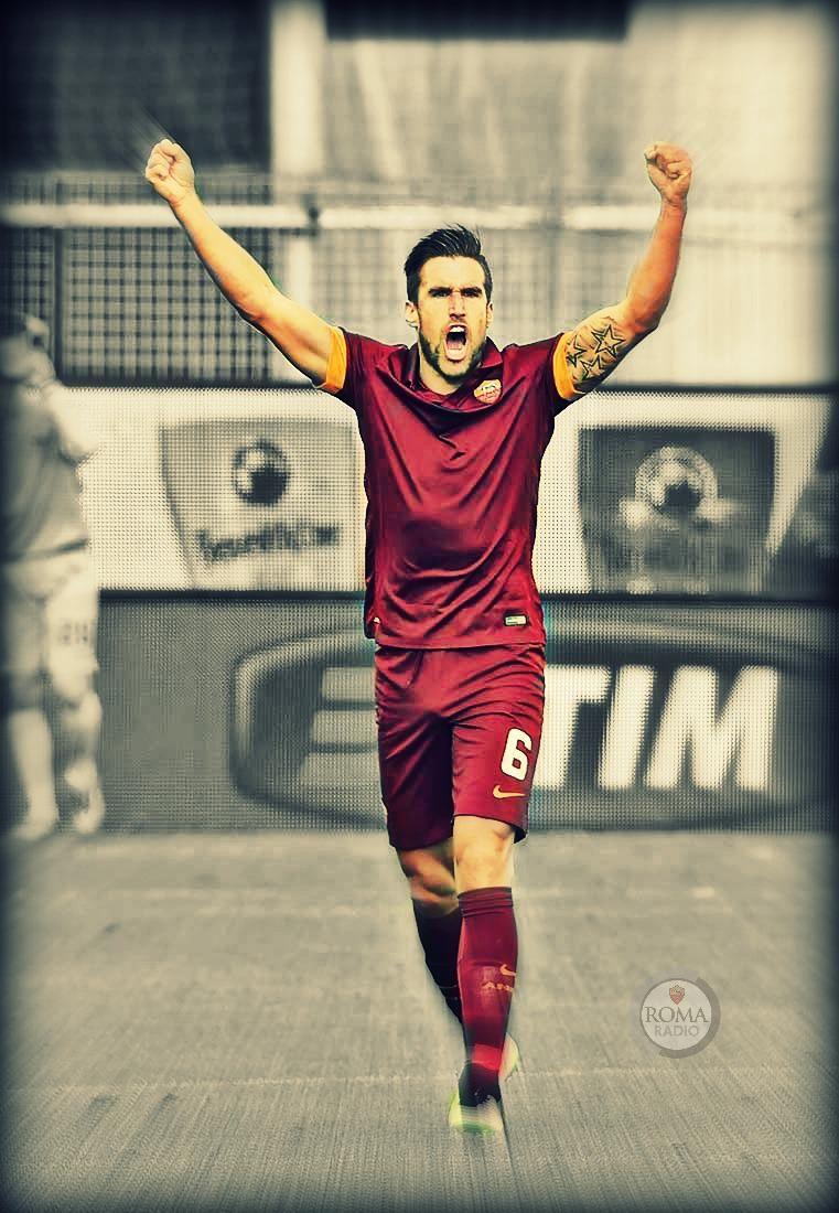 Un urlo che mancava @Kevin_strootman #UdineseRoma #RomaRadio