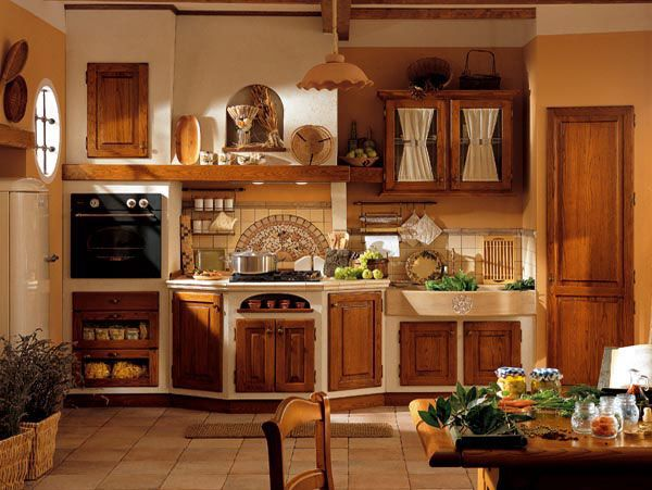 country kitchen | Cucina | Cucine rustiche, Cucine country e ...