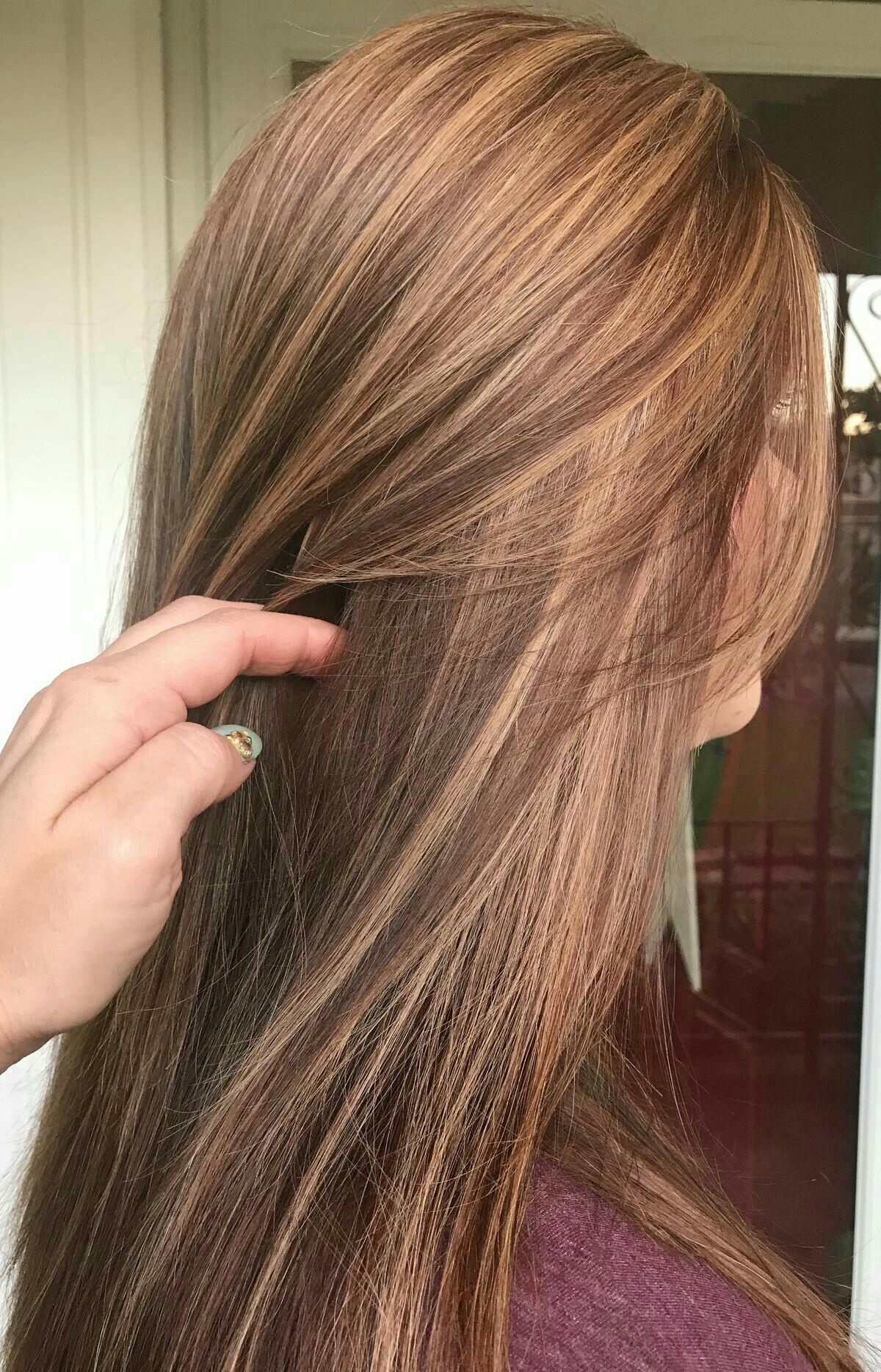 Idea By Kelsey On Hair Colors Balayage Hair Hair Highlights