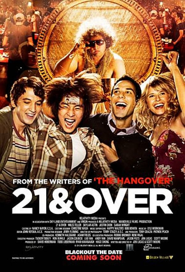 21 and over stream