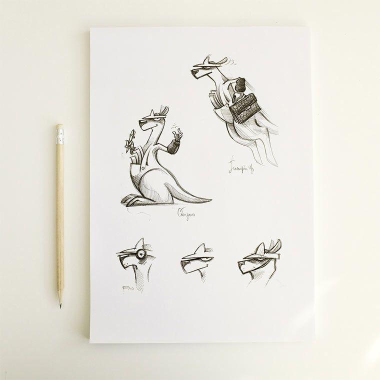 20 gezeichnete Logoskizzen   Zeichnen   Pinterest   20er und Zeichnen
