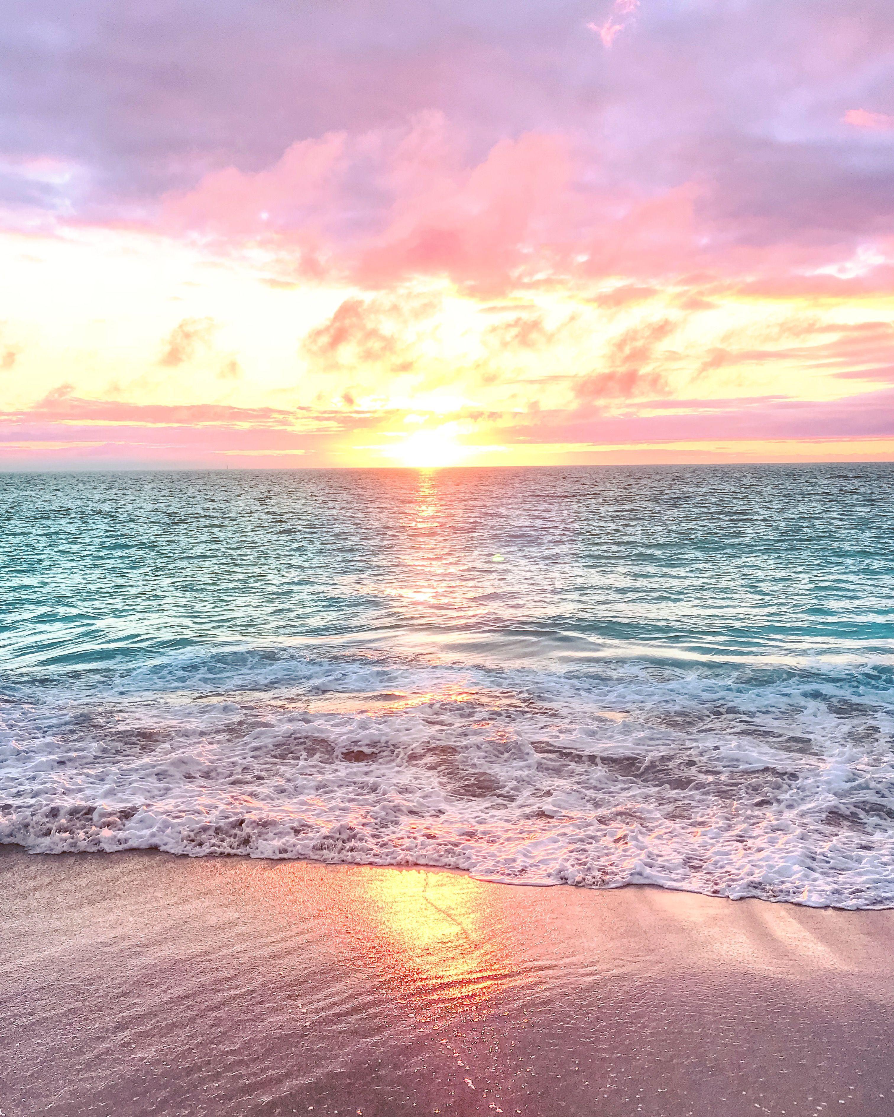 North Beach Wa Pc Gypsylovinlight My Aesthetic Pastel Sunset Beach Sunset Wallpaper Pastel Sunset Beach Wallpaper