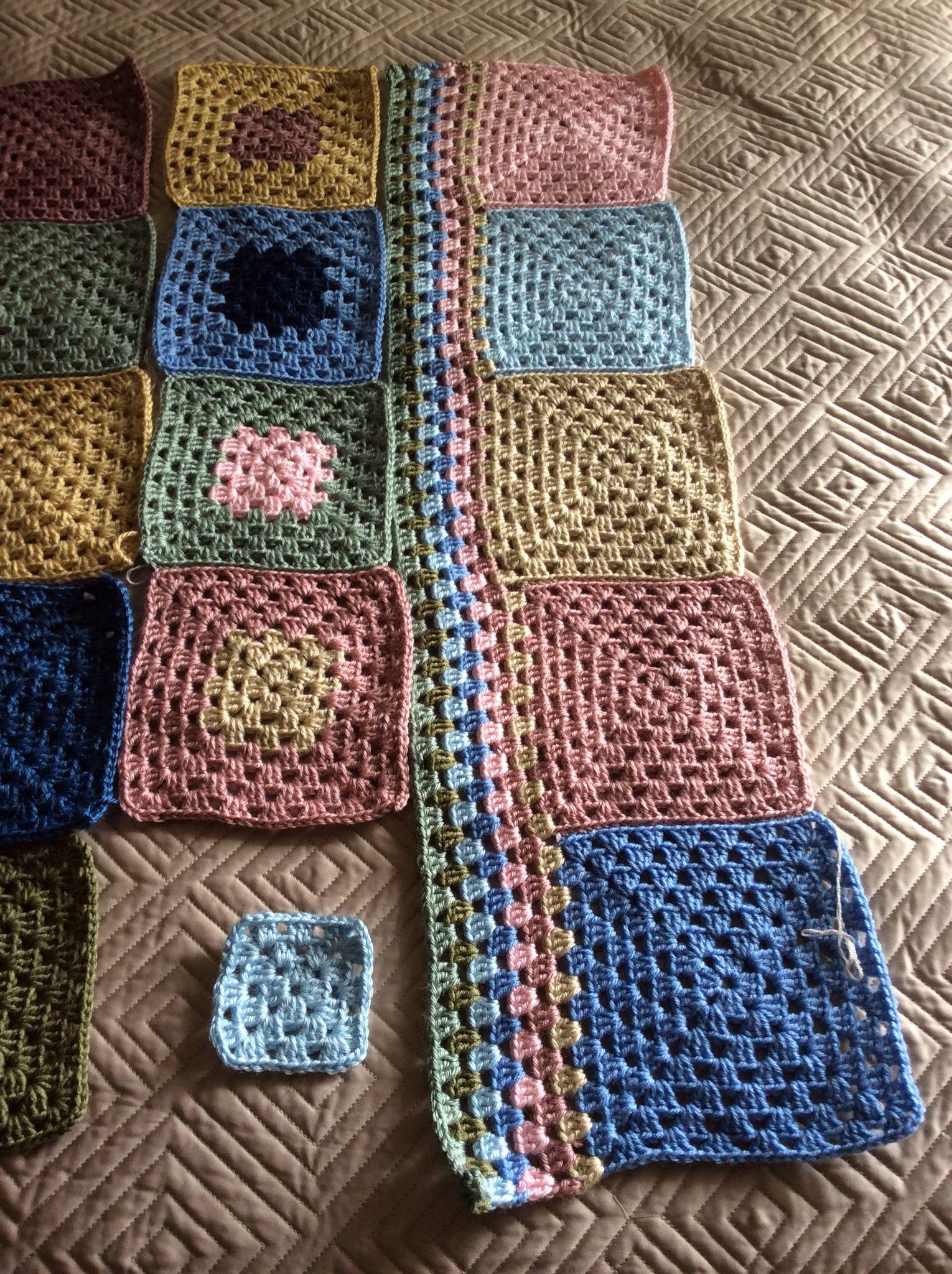 Bed runner Maria Helena   Crochet Afghans   Pinterest