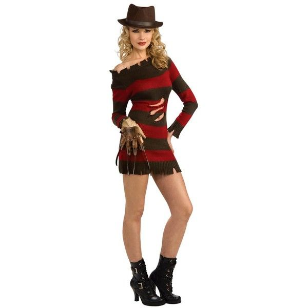 Sexy freddy kruger costume