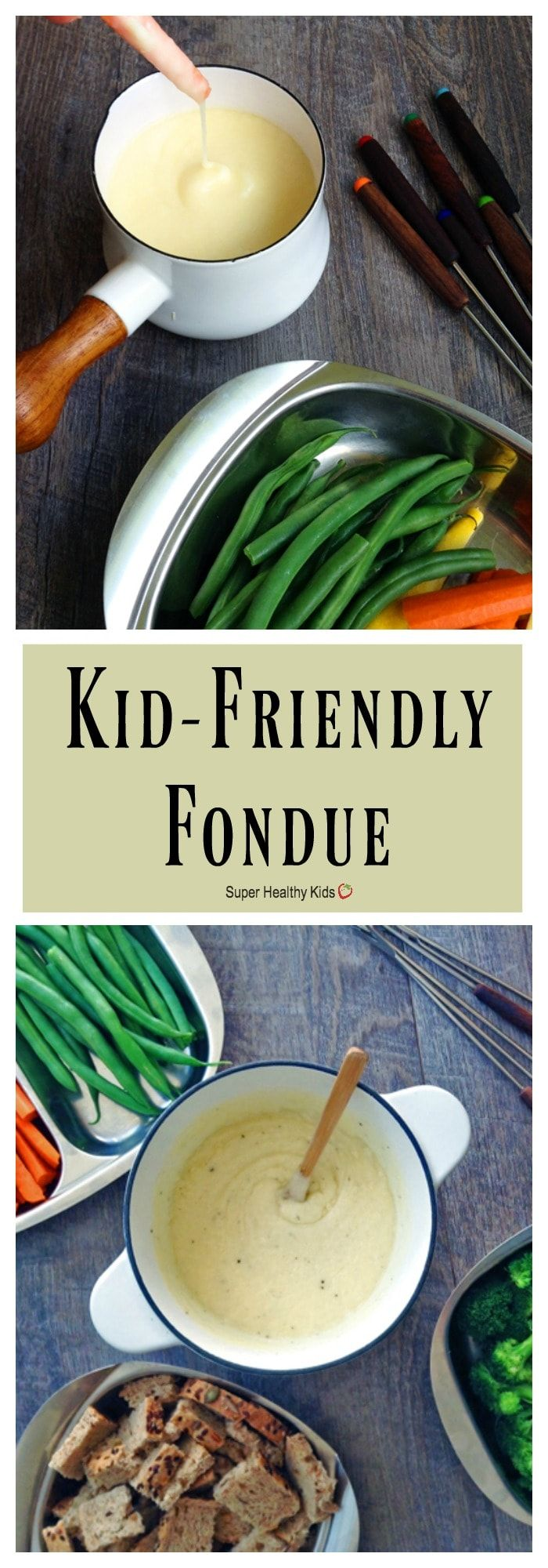 Kid-Friendly Fondue images