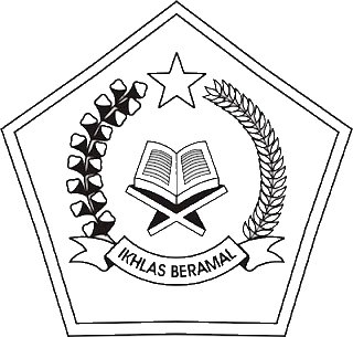 Logo Kemenag Kementerian Agama Sukoharjo Logo Design Template Background Banner Color