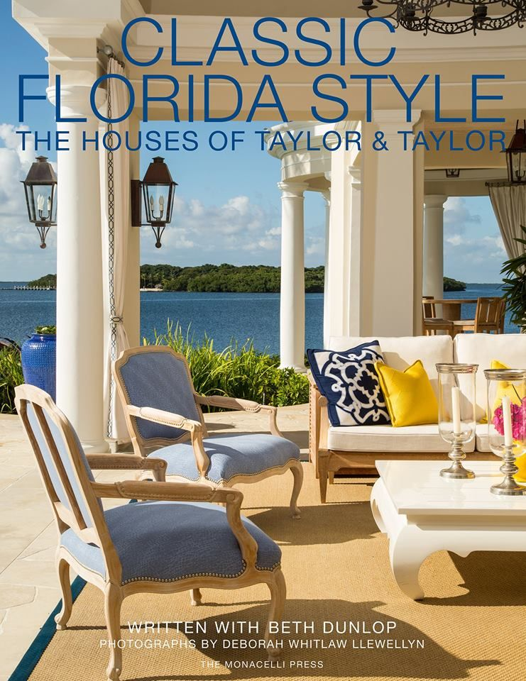 Classic Florida Style. Coffee table book | Events | Florida ...