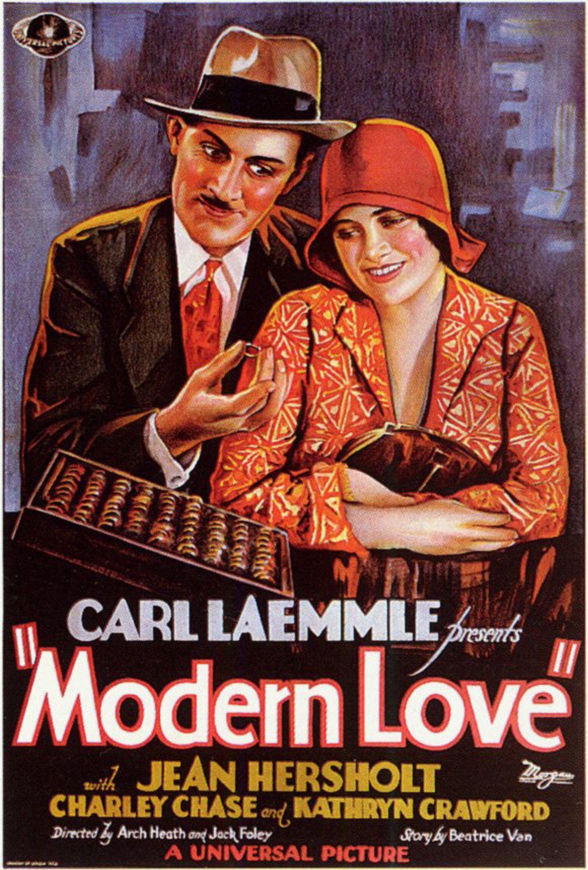 Modern Love Poster II (1929).