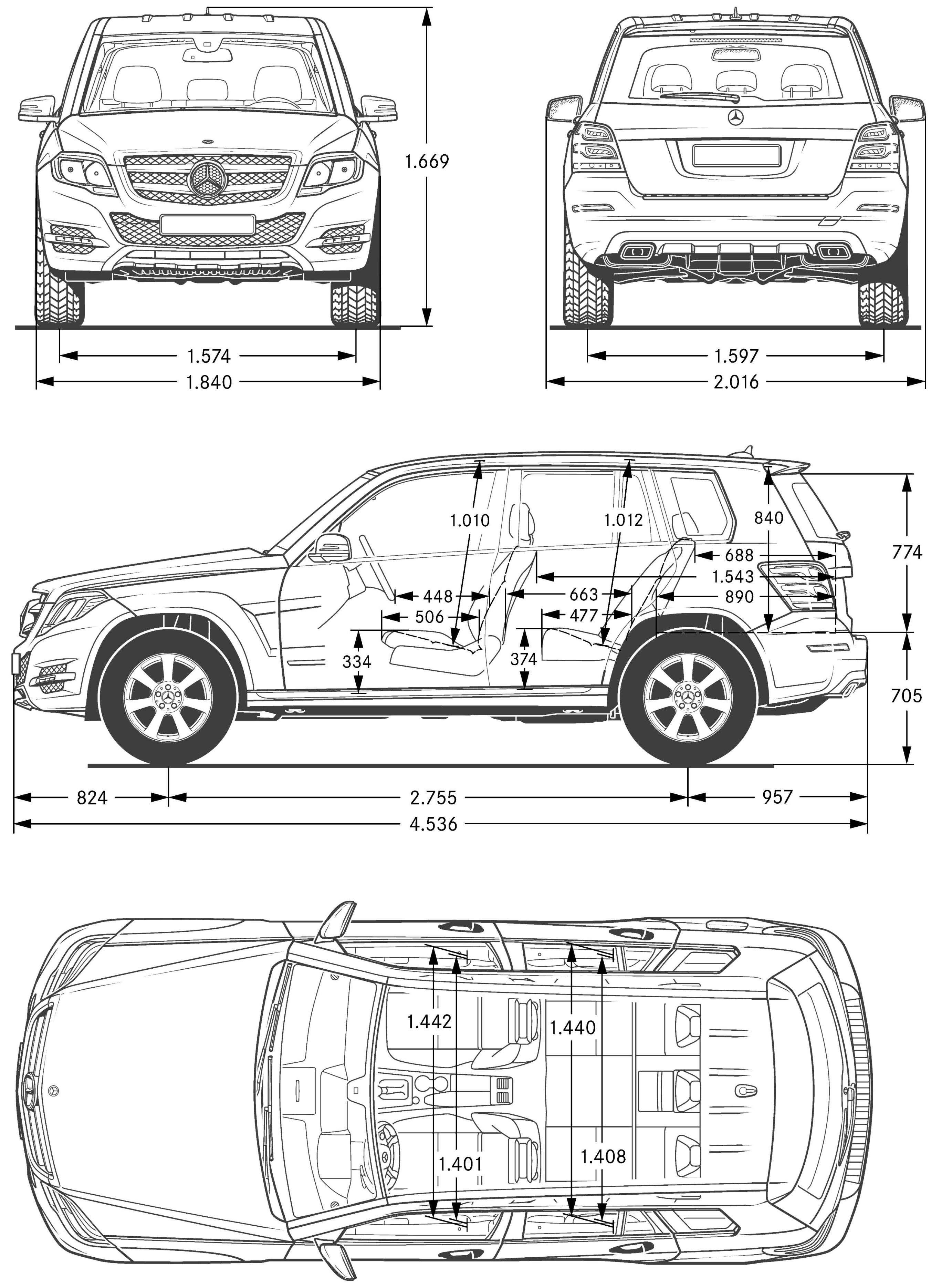 Mercedes benzglk class blueprint database pinterest planos mercedes benzglk class malvernweather Gallery
