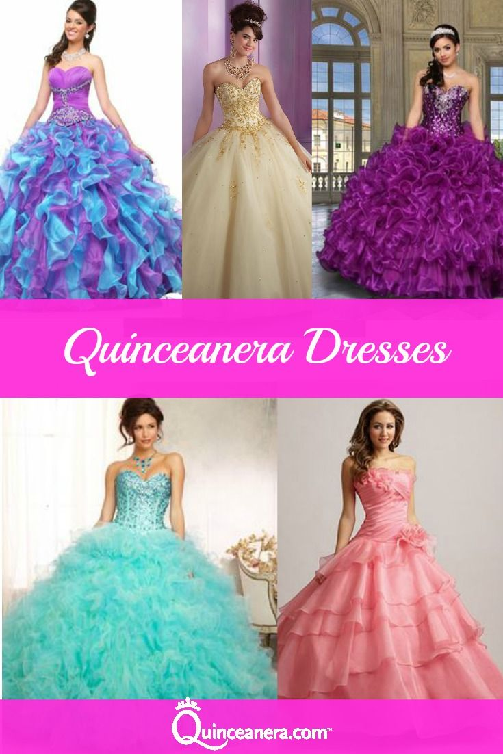 Coral Quinceanera Dresses You Have to Try On | Cosas azules ...