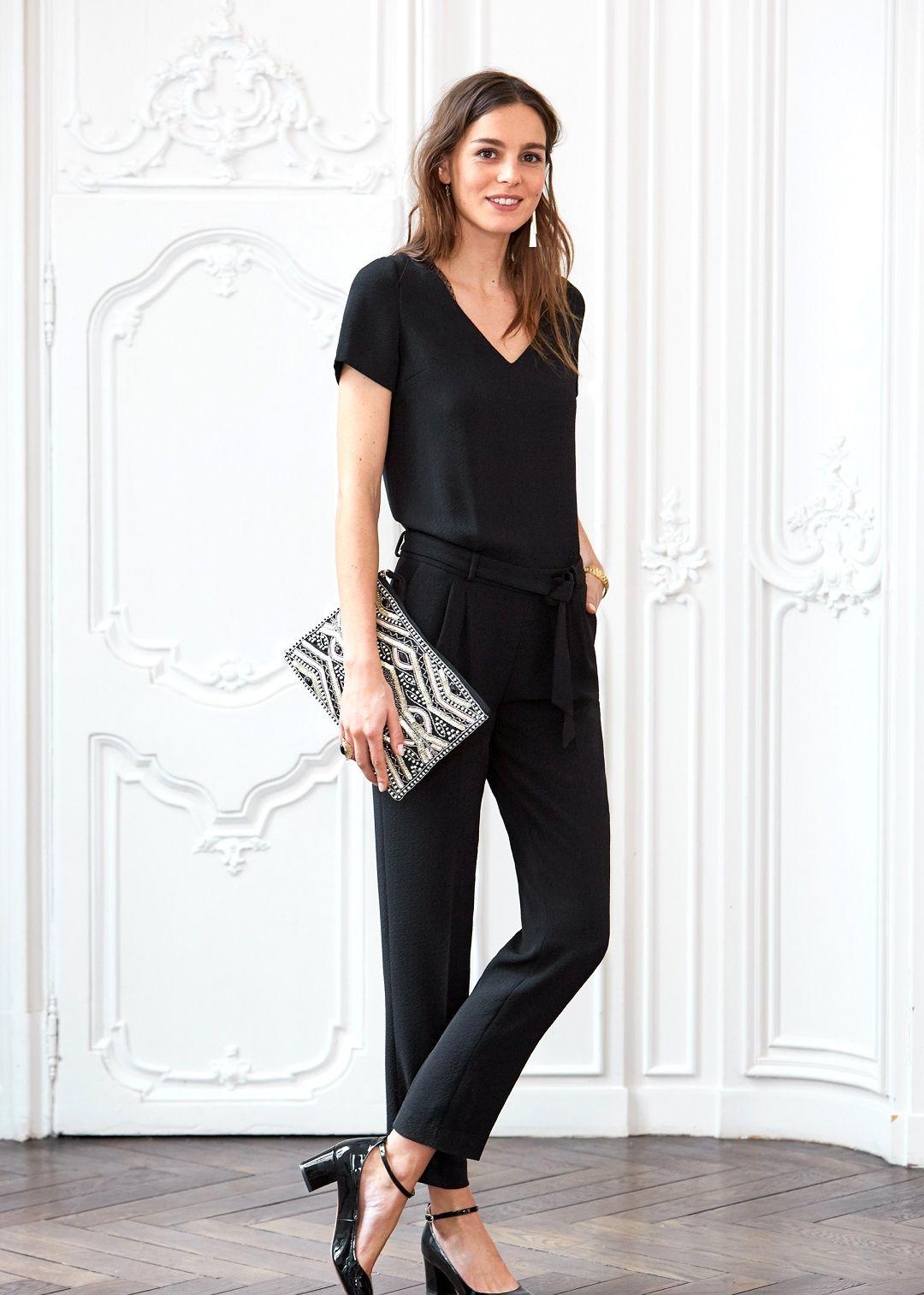 s zane combinaison moe outfits pinterest mode sezane et tenue. Black Bedroom Furniture Sets. Home Design Ideas