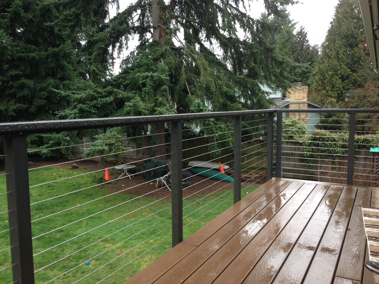 Exterior Cable Railing Photo Gallery Deck Railing Design Cable