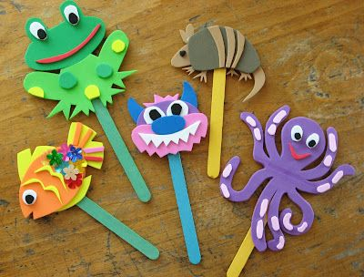 Image result for stick puppets
