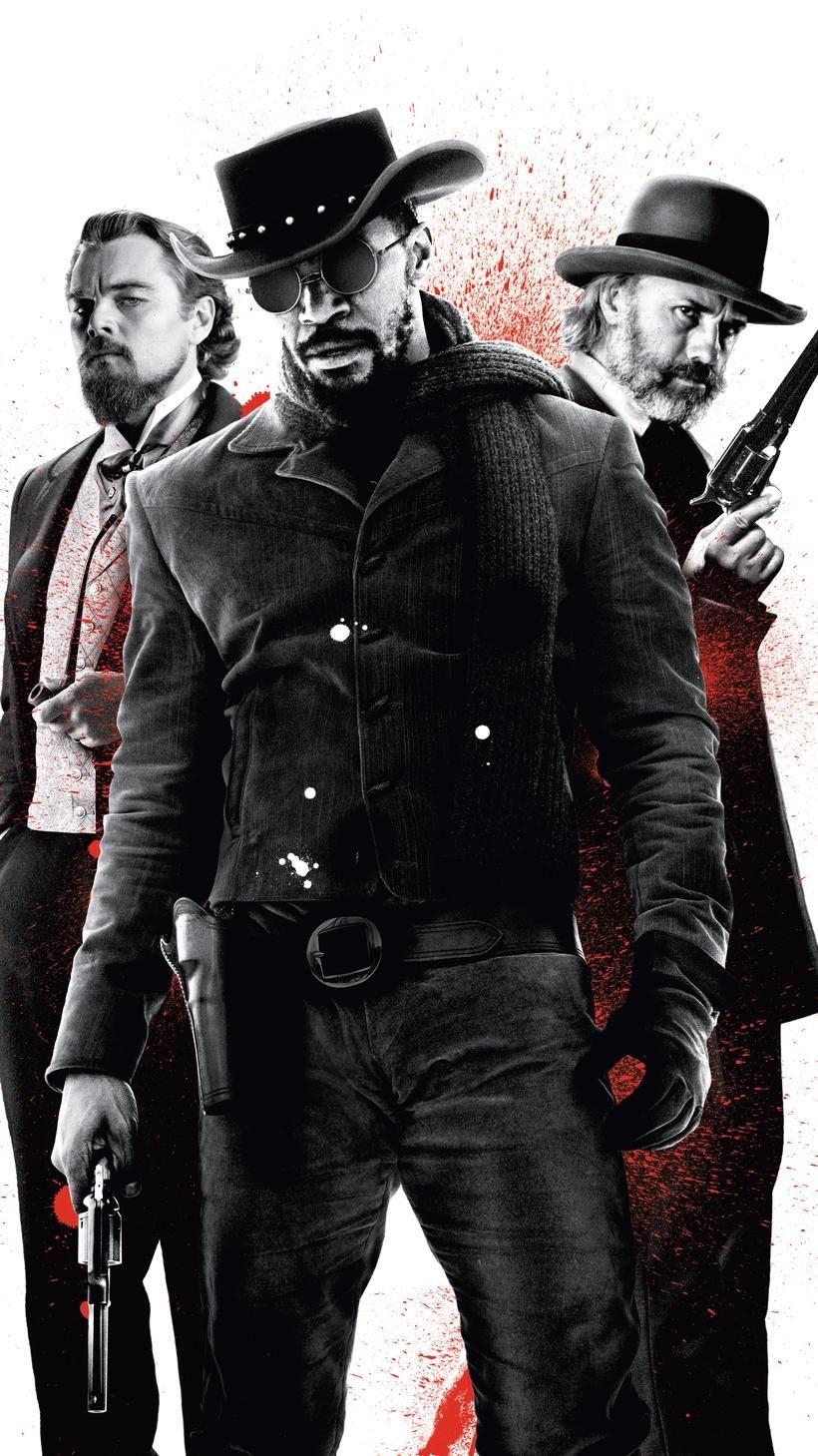 Django Unchained 2012 Phone Wallpaper Moviemania In 2020 Django Unchained Movies Movie Wallpapers