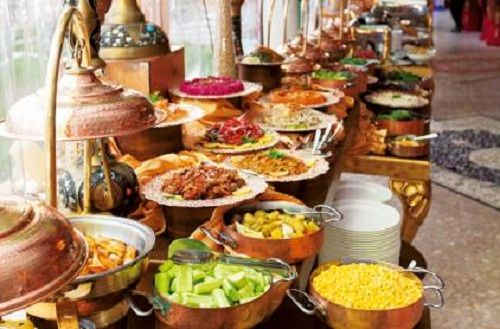 Location Sheraton Dubai Creek Hotel Deira Iftar Buffet Timings