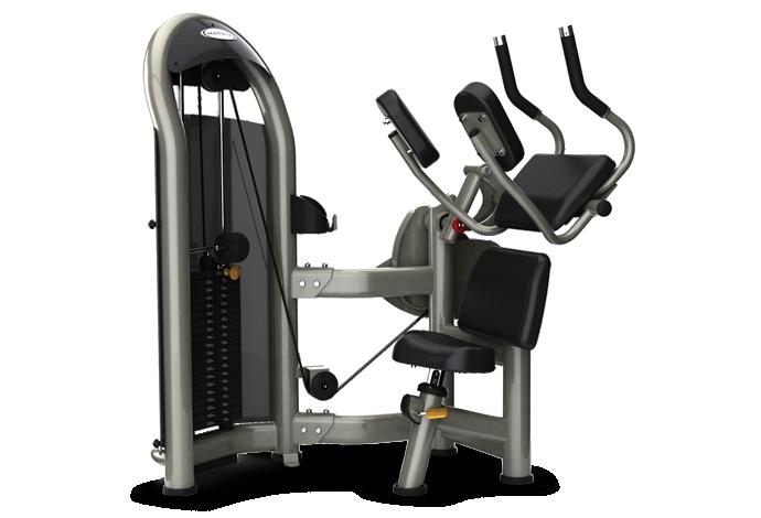 abdominal crunch matrix fitness equipment we 39 re a. Black Bedroom Furniture Sets. Home Design Ideas