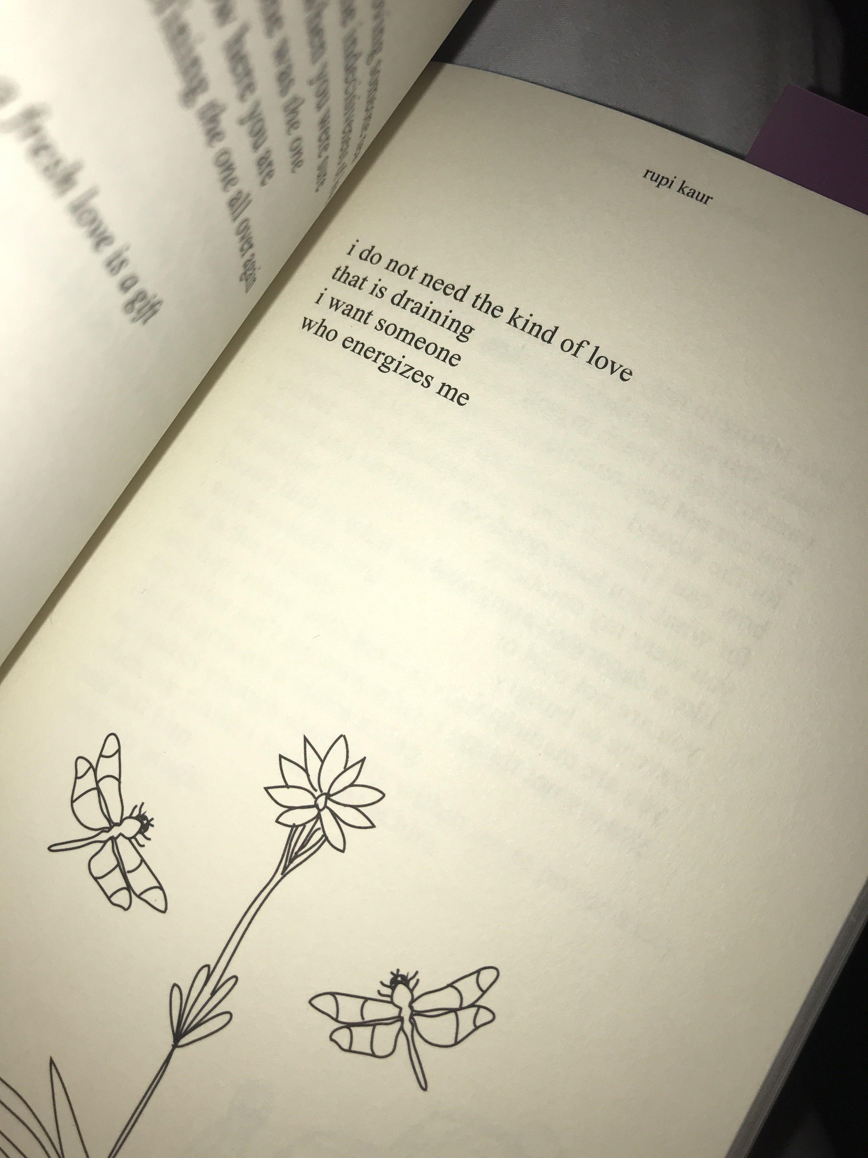 Pin by - ̗̀ jenni ̖́- on rupi kaur | Sunflower quotes ...