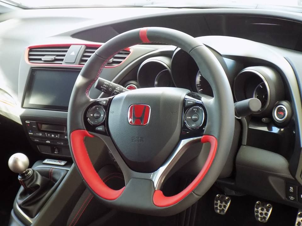 Pin By Sarah O Keeffe On New Honda Civic Type R 2017 Honda Civic Type R New Honda Honda
