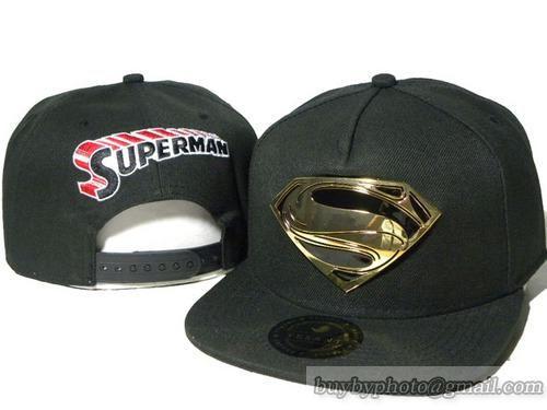 Cheap Wholesale Superman Black Snapback Hats Golden Yellow Logo for slae at US$8.90 #snapbackhats #snapbacks #hiphop #popular #hiphocap #sportscaps #fashioncaps #baseballcap