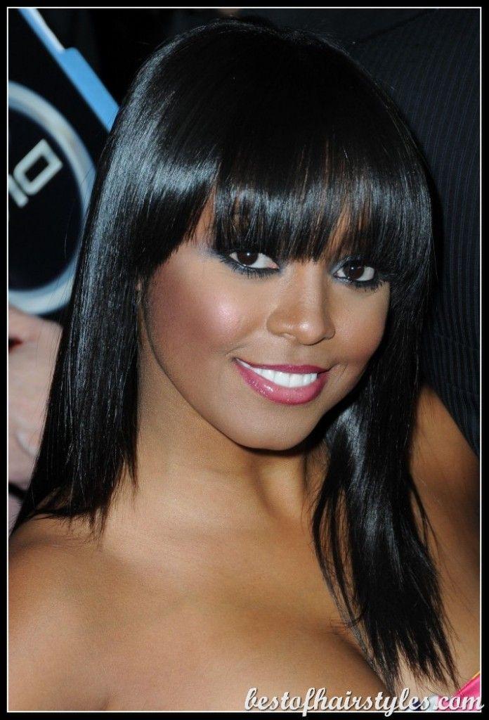 Fabulous Bang Hairstyles Bangs And Fine Women On Pinterest Short Hairstyles For Black Women Fulllsitofus