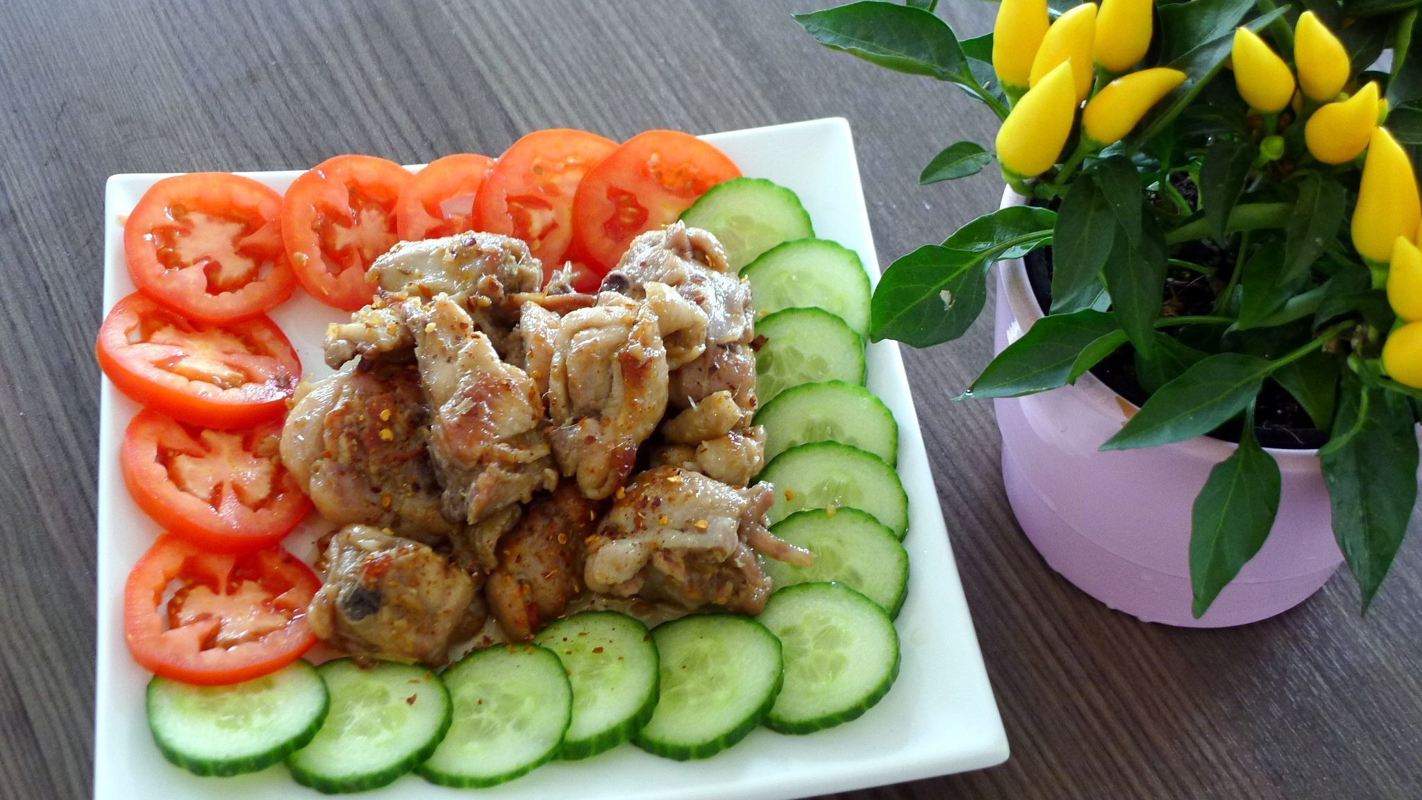 Recipe G 224 X 224 O Sả ớt Lemongrass Chili Chicken Ip 5 Minutes On Manual High And Qr Turned Out