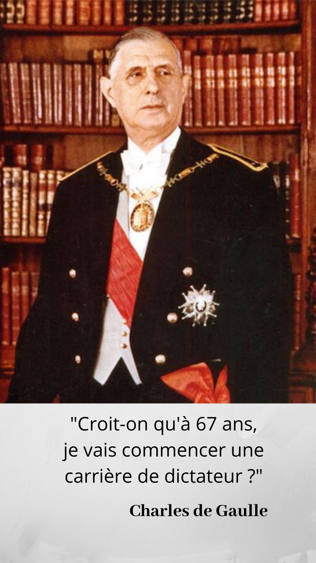 Épinglé sur Citations historiques Histoire de France en