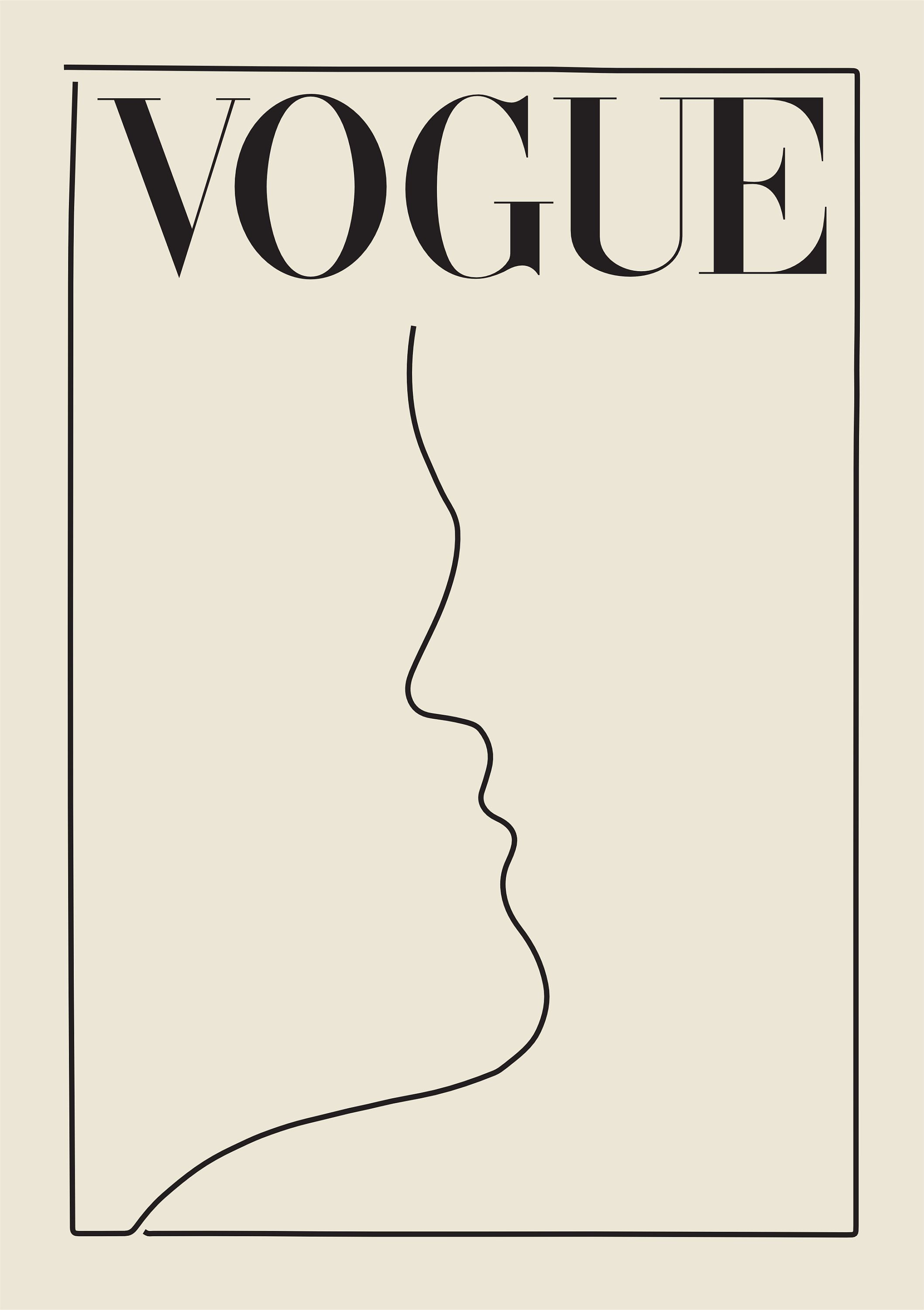 Vogue Poster Vogue Print Wall Art Gift For Her Fashion Wall Art Vintage Poster 18x27 20x30 24x36 14x2 In 2020 Retro Wall Art Vintage Poster Art Fashion Wall Art
